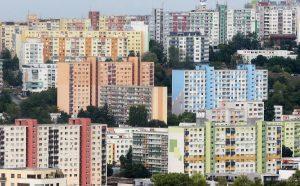 Smutná realita sídlisk bez regulácie farebného riešenia fasád